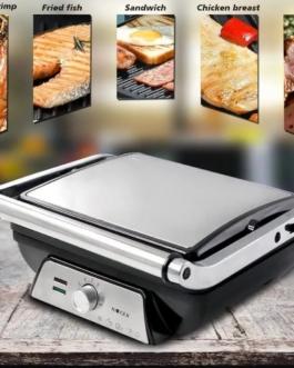 Parrilla eléctrica asado sándwich Grill Heager HG2683